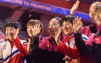 La diplomazia del ping pong: le Coree si unificano