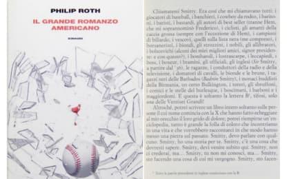 L'ultimo fuoricampo di Philip Roth