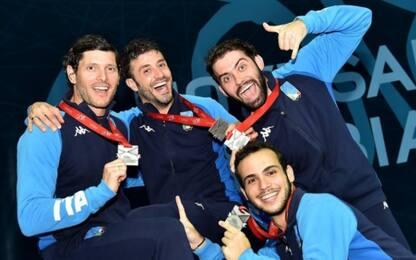 Europei scherma, l'Italia chiude con otto medaglie