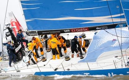 Volvo Ocean Race, 4 clienti Sky ospiti a Cardiff
