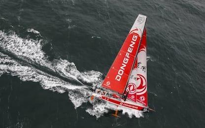 Dongfeng Race Team vince la Volvo Ocean Race