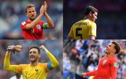 """Tottenham """"mondiale"""": 9 giocatori nelle semifinali"""