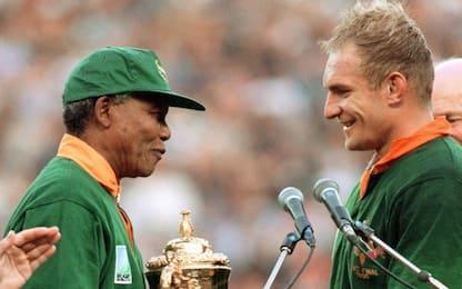 Mandela e Bartali, quando lo sport unisce