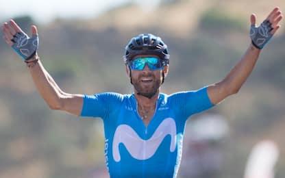 Vuelta, Valverde batte Sagan in volata. 5° Nizzolo