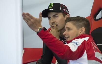Stoner come Lorenzo: lascia la Ducati?