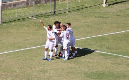 Il Bari riparte con un 3-0 in Serie D: Messina ko