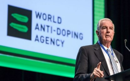 Wada, riammessa agenzia antidoping russa