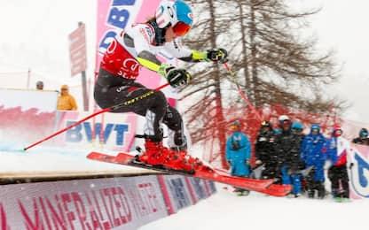 Shiffrin no limits: suo anche lo slalom parallelo