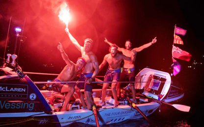 Atlantic Challenge, il canottaggio estremo