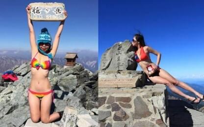 È morta Gigi Wu: scalava le vette in bikini