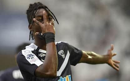 Karamoh-Bordeaux, è pace: giocatore reintegrato