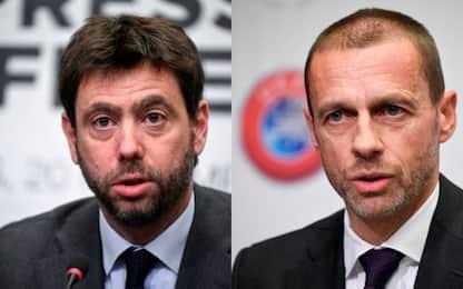 Intesa Uefa-Eca, c'è il memorandum sino al 2024