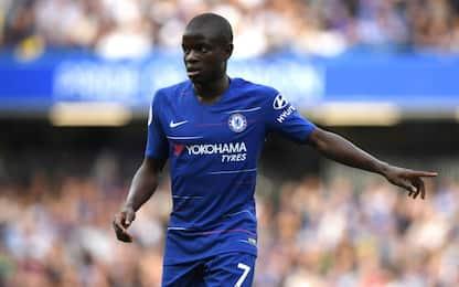 Chelsea, Kanté è il giocatore più multato dal club