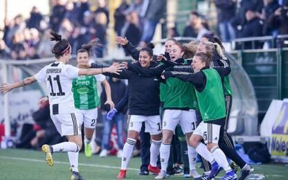 Calcio donne: la Coppa Italia arriva su Sky Sport