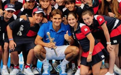 Federer giocherà a Madrid prima del Roland Garros