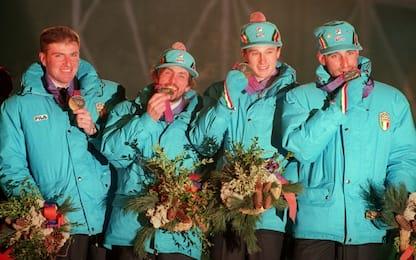 Sci di fondo, 25 anni fa l'oro di Lillehammer