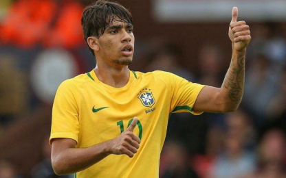 Il Brasile dà i numeri: a Paquetá la 10 di Neymar