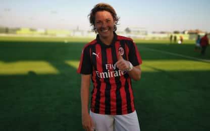 Serie A donne, Milan vince a Bergamo. Florentia ok