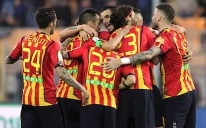 Lecce show nel recupero di B, Ascoli umiliato 7-0