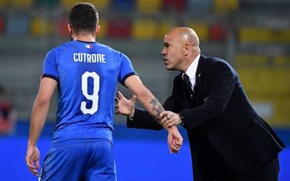 U21, altro pari dell'Italia: con la Croazia è 2-2