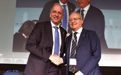 Congresso FMSI, firmato Protocollo d'Intesa