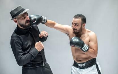 Boxe, a teatro cercando il grande Ali