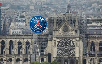 """PSG: """"Contribuiremo a ricostruzione Notre-Dame"""""""