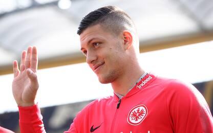 Eintracht, riscattato Jovic: al Benfica 7 mln