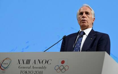 "Olimpiadi, Malagò: ""Se vinciamo io capo comitato"""