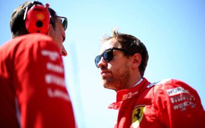 Penalità Vettel, commissario Pirro spiega i motivi
