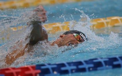 Mondiali nuoto, Acerenza 5° nella 5 km di fondo