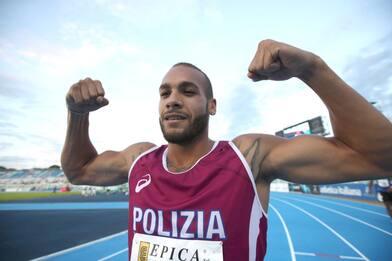 "Jacobs vola nei 100 m e ""vede"" Tortu e Mennea"