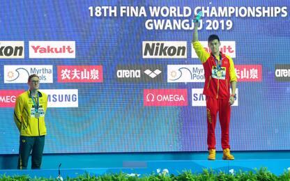Ombra doping su Sun, Horton non va sul podio. FOTO