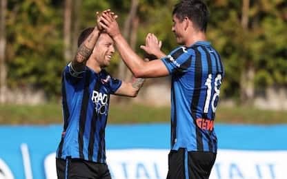 Atalanta e Lazio ok: i risultati delle amichevoli