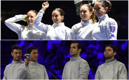 Mondiali 2019: spada e sciabola di bronzo