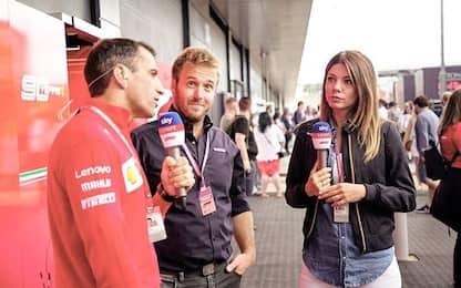 Brivido Verstappen, le urla di Valsecchi. VIDEO