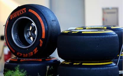 GP Ungheria, le gomme per la gara di Budapest