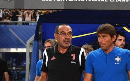 Allenatori Serie A, la classifica per media punti