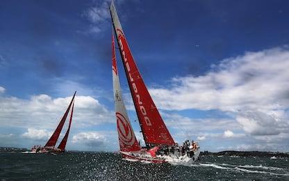 "Genova tappa finale di ""The Ocean Race 2022"""
