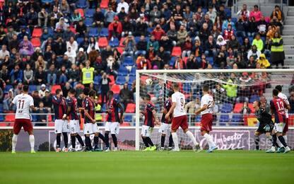 I goleador su punizione: Kolarov 2° solo a Messi