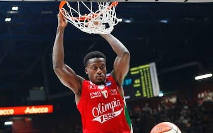 Milano non si ferma: Cremona battuta 86-78