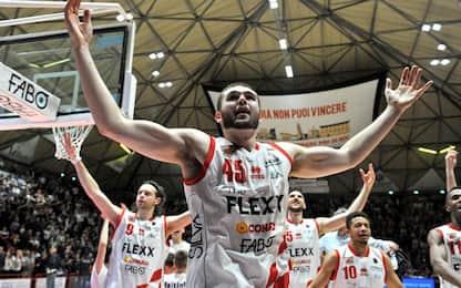Basket, perdono Milano e Orlandina. Bene Venezia