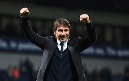 """Chelsea, Conte: """"Dedico tutto alla mia famiglia"""""""