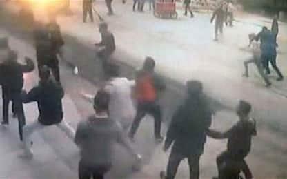 Eurolega, scontri ultrà turchi e greci a Istanbul