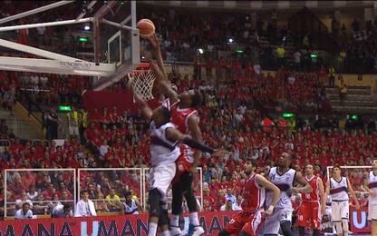 Basket A2, Fortitudo ko: in finale ci va Trieste
