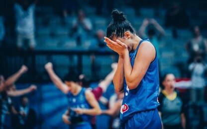 "Eurobasket, orgoglio Zandalasini: ""Torneremo"""