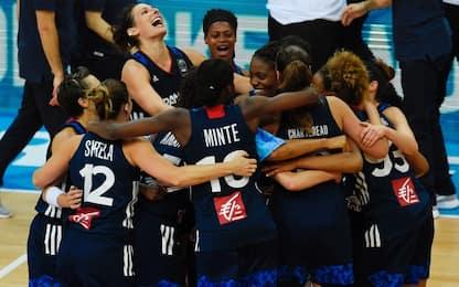 Europei femminili, la finale sarà Spagna-Francia