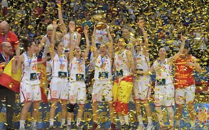 Eurobasket donne, la Spagna trionfa in finale