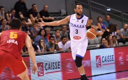 Basket: Italia, che rimonta! Montenegro ko