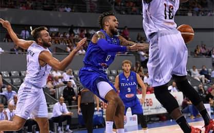 Basket: Italia, che batosta! Vince il Belgio 80-60